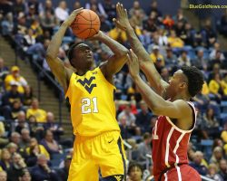 Short Turnaround For WVU After Oklahoma Win