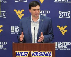 Getting To Know WVU Head Coach Neal Brown