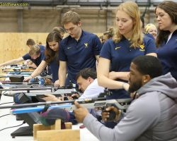 Photo Gallery: Open Rifle Range Day At WVU