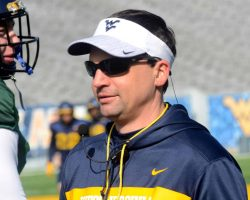 Lyons Cautions Patience As WVU Football Goes Through Transformational Period