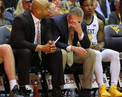 WVU's Road Woes Continue With Loss At Oklahoma