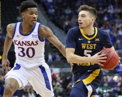 Guard Play, Rotation In Focus For WVU Hoops Opener