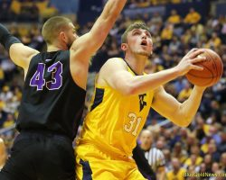 Routt's Energy Injection Sparks WVU In CBI Opener