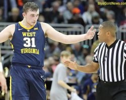 For WVU, It Was Survive And Advance Against Oklahoma