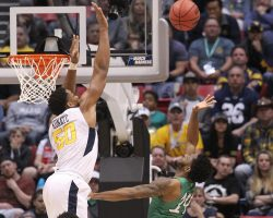 WVU's Sagaba Konate Meets Different Challenges Before, During Win Over Marshall