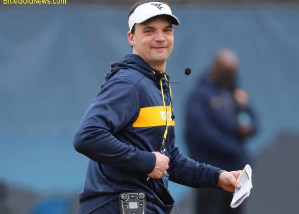International Recruiting Ramps Up At WVU