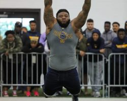 Journey To WVU Pro Day: David Sills, Kenny Bigelow, Will Grier