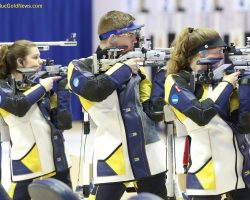 WVU Finishes Second In NCAA Rifle Championships