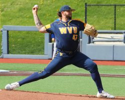 Outsized Expectations, Outsized Results For WVU's Alek Manoah