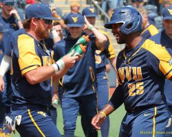 Photo Gallery I: West Virginia Mountaineers – Kansas Jayhawks