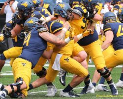 WVU's Jake Abbott Follows In Footsteps Of Award's Namesake