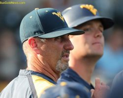 Few Words, Fewer Pitches For WVU Freshman Duo