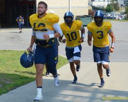WVU Camp Notebook: Brown Names His Starting Quarterback