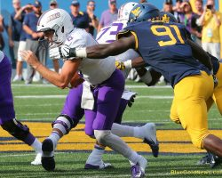 Reuben Jones Doubles Down On Defensive Line Transfer Legacy At WVU