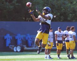 Photo Gallery West Virginia Mountaineers  2019 Fall Football Camp VI