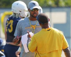 Start of Preseason Practice Feels Routine For WVU's Brown