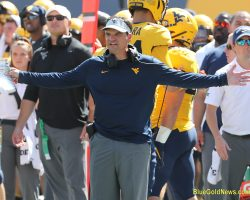 Brown Looking For A Strong Finish To WVU's Class Of 2020