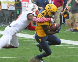 James Sees Practice Work Pay Off For WVU In Win Over N.C. State
