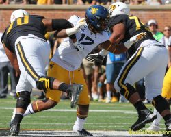 Negative Plays Bury WVU Offense In Loss to Missouri