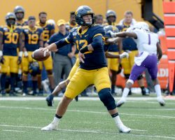 Quarterbacks In Spotlight As WVU Hosts Texas