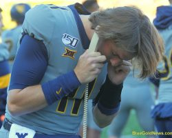 For WVU, It Was Next Man Up When Kendall Went Down