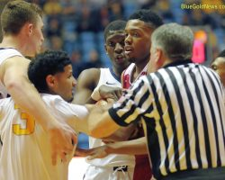 WVU Overcomes Injuries, Spotty Play To Down Rider