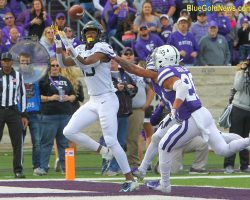 Grading the Mountaineers: WVU vs. K-State