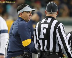Brown's Mountaineers Continue To Deal With Depth Issues