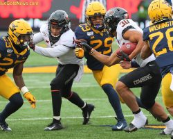Photo Gallery II: West Virginia Mountaineers – Oklahoma State Cowboys