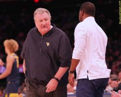 Looking For Leads (And Ledes) In WVU Hoops Downturn