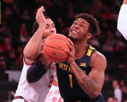 Photo Gallery II: West Virginia Mountaineers – St. Johns Red Storm