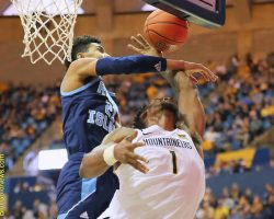 Culver Dominates Off The Bench In WVU's Win Over URI