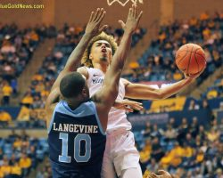 WVU Improves To 7-0 With Win Over Rhode Island