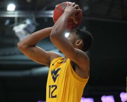 Taz Sherman Provides Hope For WVU Shooting Woes In Baylor Loss