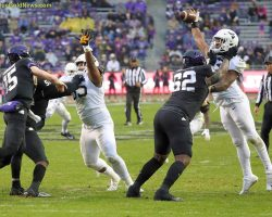 Photo Gallery III: West Virginia Mountaineers – TCU Horned Frogs