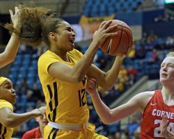 Photo Gallery I: West Virginia Mountaineers – Cornell Big Red