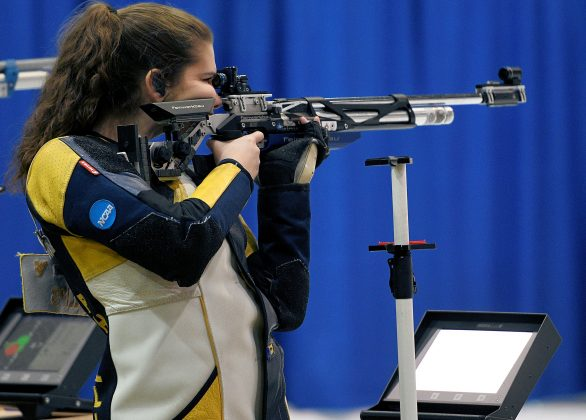 WVU Seeded Third At NCAA Rifle Championships