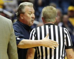 Huggins on WVU Improvement: 'It's A Different Team'