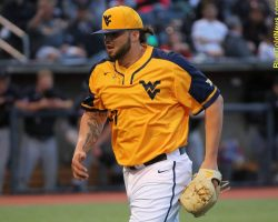 WVU's Alek Manoah Blows Away Red Raiders With 15 Ks In 2-0 Win
