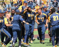 Inman's Blast Gives WVU Walk-Off Win