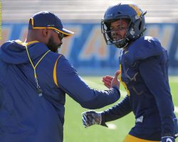 WVU's Josh Norwood Carries His Coach's Legacy In Jersey Number